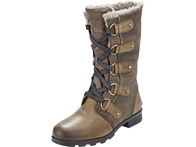 Sorel Emelie Lace Boots Dame major/black